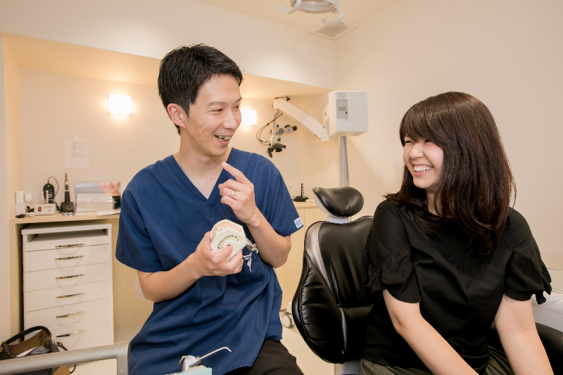 健康な歯が維持できる矯正治療をご提供します